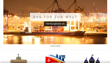 Neues Websitedesign